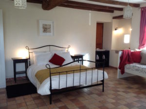 Le Pommier, Le Jardin du Berger, Ouessant ground floor bedroom (2)